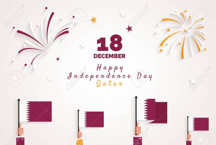 18th December Qatar Happy Independence Day Picture, Image, Wallpaper