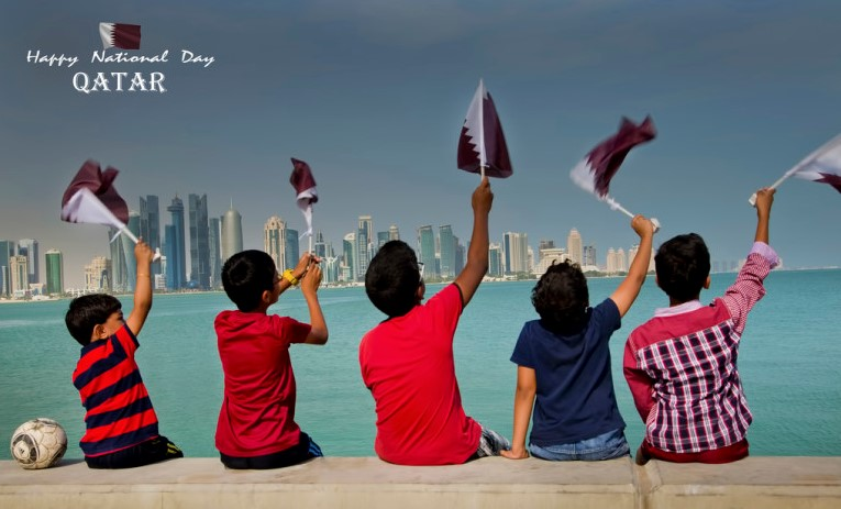 Happy Qatar National Day Image, Picture, Wallpaper