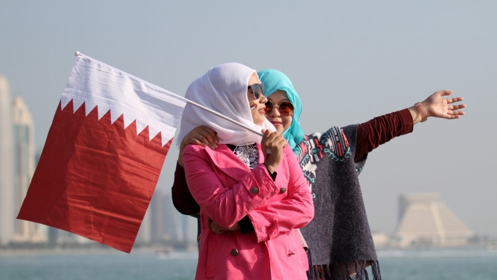 Qatar National Day Facebook Cover Picture, HD Wallpaper