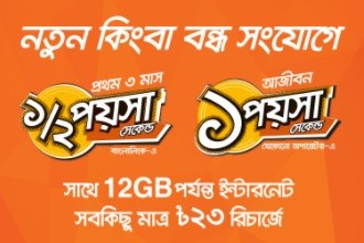 Banglalink New SIM Offer 2018 – 12GB Internet, Special Call Rate