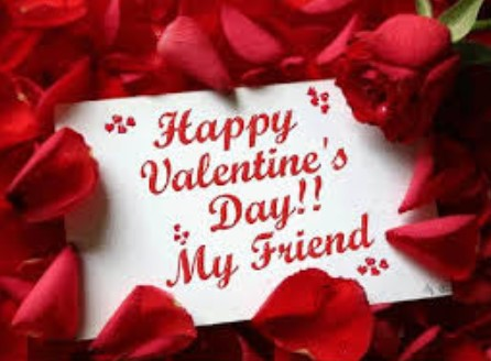 Happy Valentine's Day Picture for Friend
