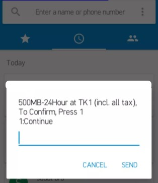 Banglalink 500 MB 1 TK Offer