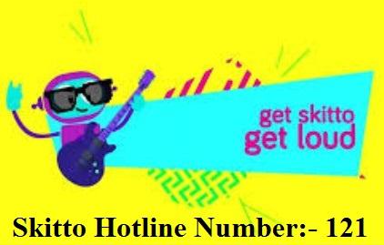 Skitto Helpline Number