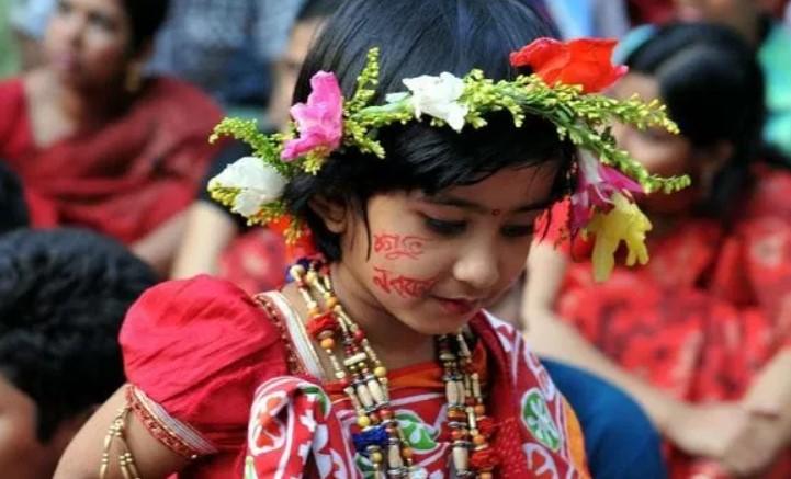 Pohela Boishakh Best Bangla, English SMS and Photo Cards