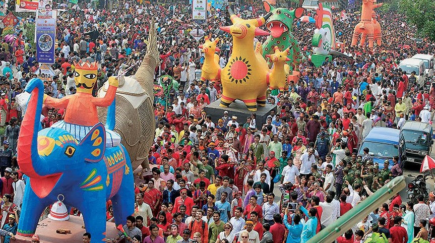 Shuvo Noboborsho Celebrations