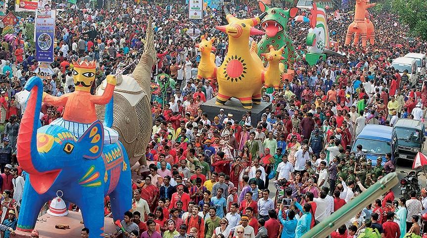 Shuvo Noboborsho Celebrations