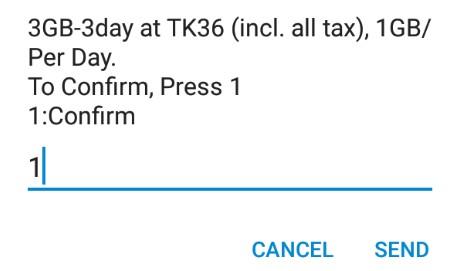 Banglalink 3GB 36 TK Offer