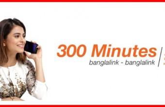 Banglalink 300 Minutes 93 TK Offer Activation Code, Validity & More