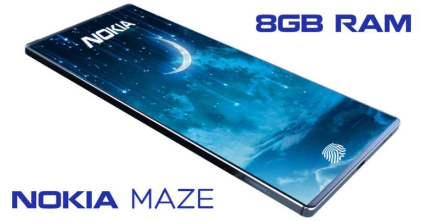 Nokia Maze 2018
