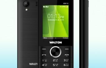 Walton Olvio MM18 Price in Bangladesh & Full Specifications