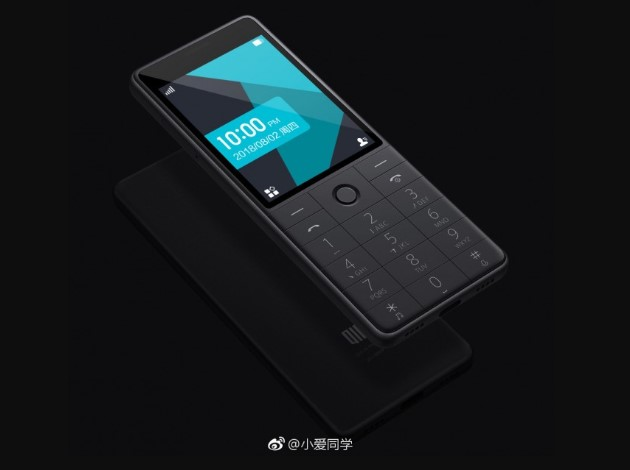 Xiaomi Qin AI 4G Feature Phone - Xiaomi First Handset Image