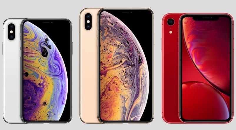 Apple iPhone XS vs Apple iPhone XS Max vs Apple iPhone XR