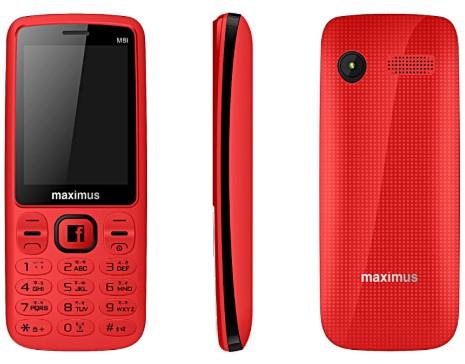 Maximus M8i