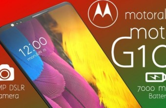 Motorola Moto G10: 41MP Camera, 7000mAh Battery, 8GB RAM & More