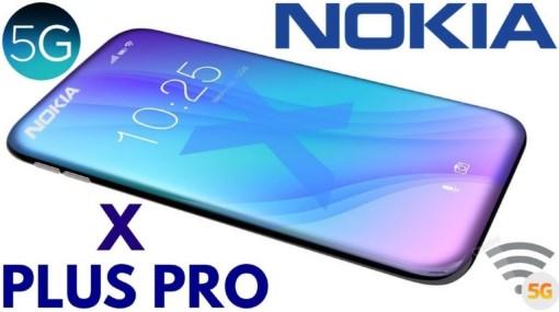 Nokia X Plus Pro 2019
