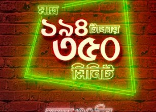 Robi 350 Minutes 194 TK Offer Activation Code, Validity & More
