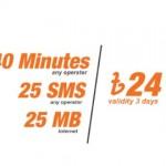 Banglalink 24 TK Bundle Offer – 40min+25SMS+25MB@24TK