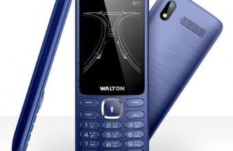 Walton S33 Price in Bangladesh & Full Specifications