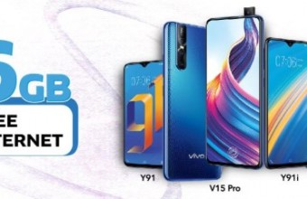 Vivo Y91I; Vivo Y91; Vivo Y91C & Vivo V15 Pro GP Offer | Vivo GP Bundle Offer