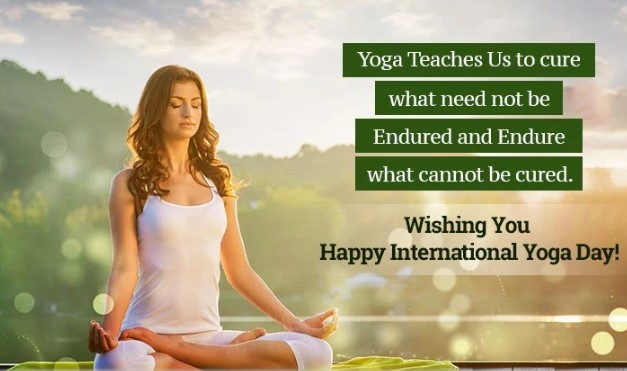Best International Yoga Day Quotes