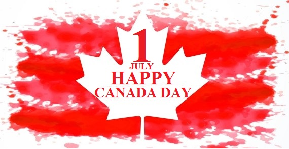 Canada Day Funny Wishes Quotes & Messages