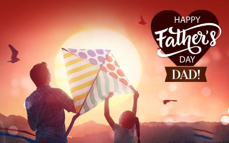 Happy Father's Day 2019 Wishes Images, SMS, Messages - Father's Day is being celebrated on 16th June, 2019
