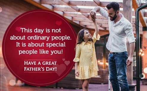 Happy International Father's Day 2019 Wishes Images, SMS, Messages, Status, Photos, Quotes