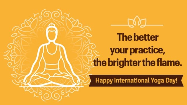 Happy International Yoga Day 2019 Wishes Quotes, Images, Messages, Pictures, Wallpapers, SMS, Photos, Pics for Facebook & WhatsApp Status