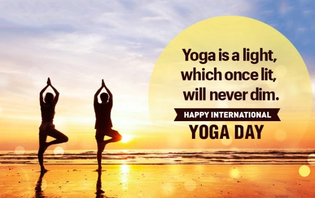 Happy International Yoga Day Quotes, Picture, Message & Wishes