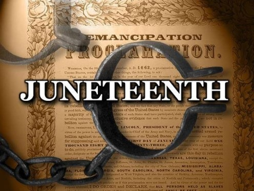 Inspiring Juneteenth Messages, Wishes and Slogans