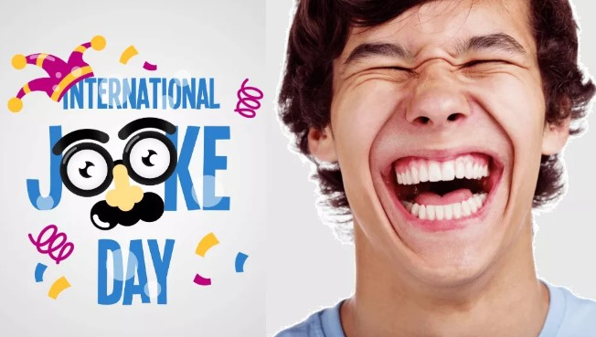 International Joke Day 2019 Wishes Quotes, Images, Greetings, SMS and Photos for Facebook and WhatsApp Status