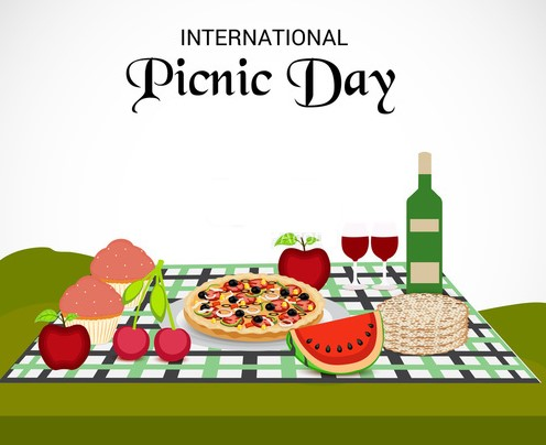 International Picnic Day Wishes Picture