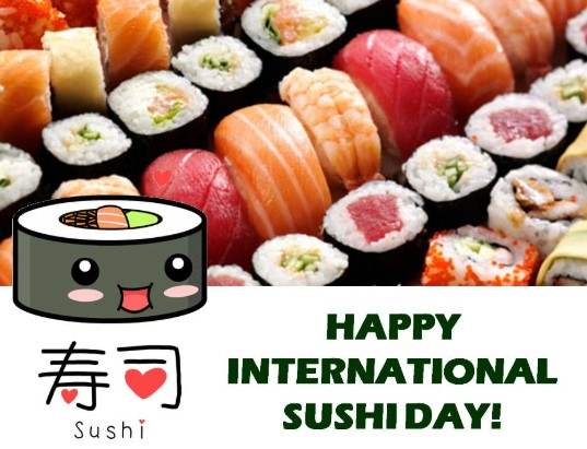 International Sushi Day Image