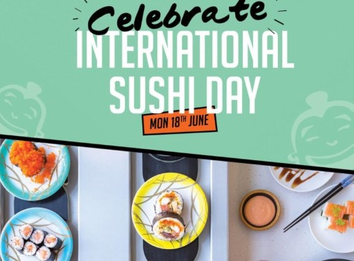 International Sushi Day - wishes quotes, sms & picture
