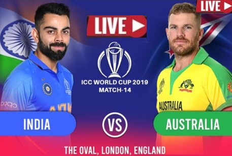Live: IND Vs AUS | World Cup 2019 | Live Scores and Commentary