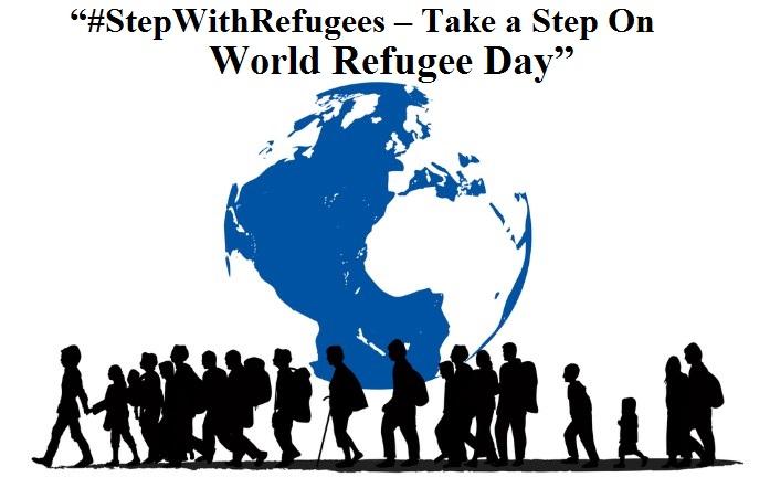 World Refugee Day 20 June 2019 - Theme