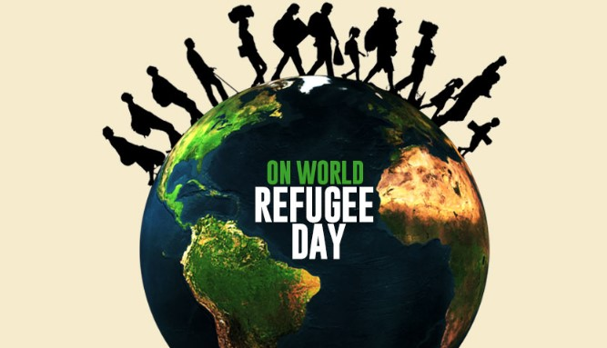 World Refugee Day Image, message, quotes, picture & SMS