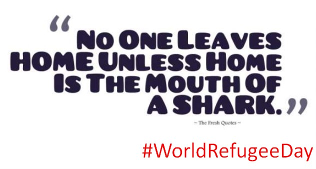 World Refugee Day Quotes