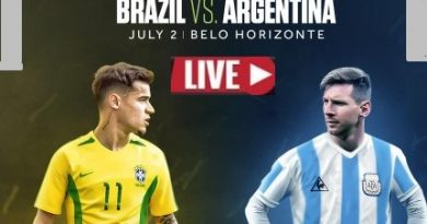 Argentina VS Brazil - Copa America Semifinal Live Stream, Prediction, TV Channel, Start time, Watch Online & News