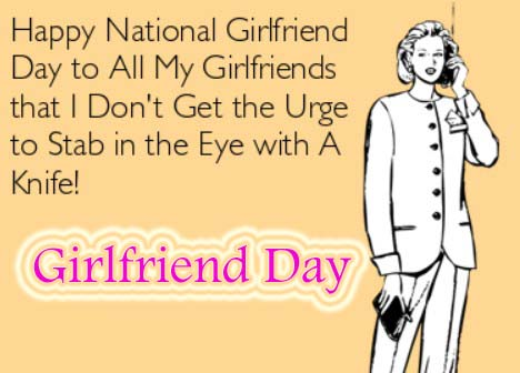 Girlfriend Day - Image, Picture & Wallpaper