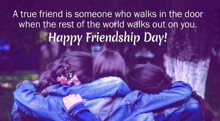 Happy Friendship Day 2019 Quotes for Facebook & WhatsApp Status