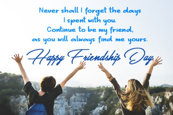 Happy Friendship Day 2019 Wishes Messages & Quotes for New Friends