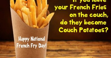 Happy National French Fries Day Pictures, Images & Wallpaper