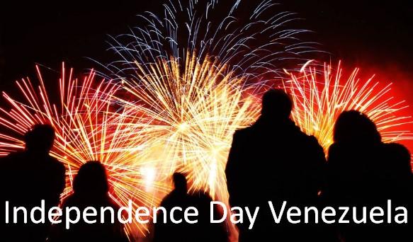 Independence Day Venezuela Celebrations Pictures