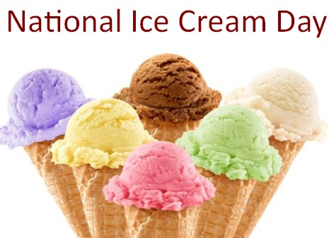 National Ice Cream Day 2019 Images
