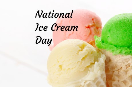 National Ice Cream Day 2019 Pictures