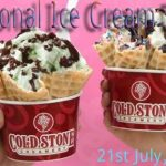 National Ice Cream Day - 21st July, 2019