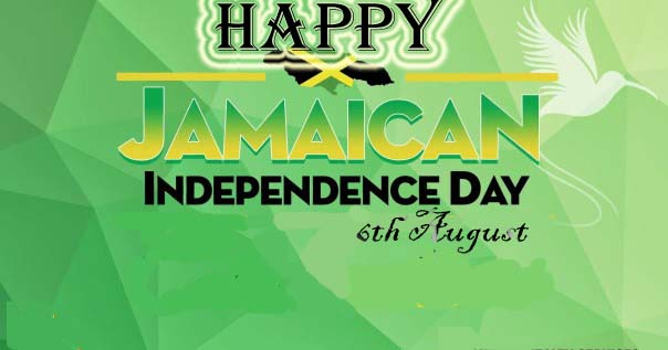 6th August - Jamaica Independence Day
