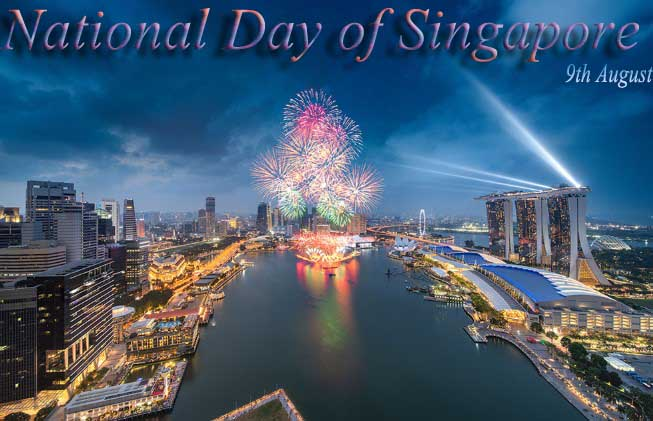 9th August - Singapore Independence Day Image, Picture, Photo, Pic & Wallpaper HD
