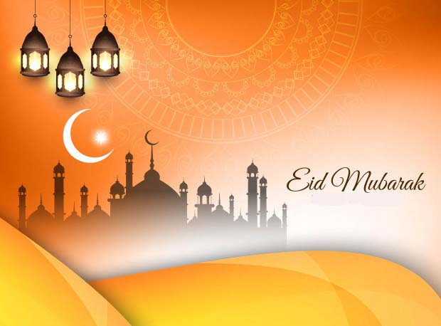 Eid Mubarak 2019 HD Wallpaper